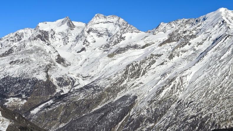 Deutscher nach 30 Jahren in Schweizer Gletscher gefunden