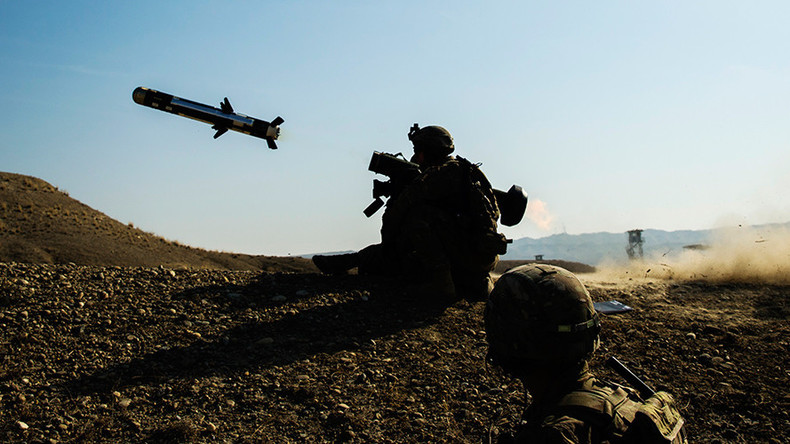 """Öl ins schon brennende Feuer"" - Russland kritisiert US-Pläne zur Waffenlieferung an Kiew"