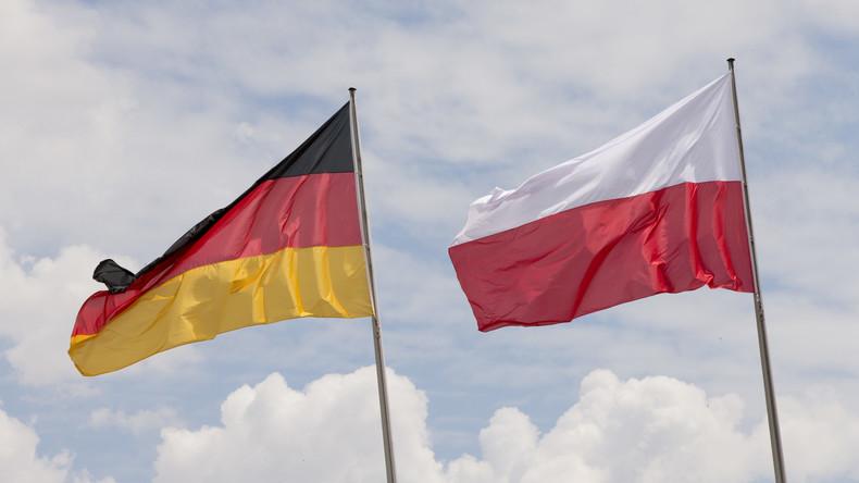 Polnische Regierungspolitiker fordern Reparationen von Deutschland