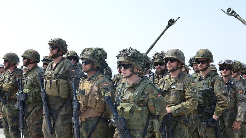 """NATO im Kaukasus: Manöver """"Noble Partner"""" in Georgien unter Beteiligung der Bundeswehr"""