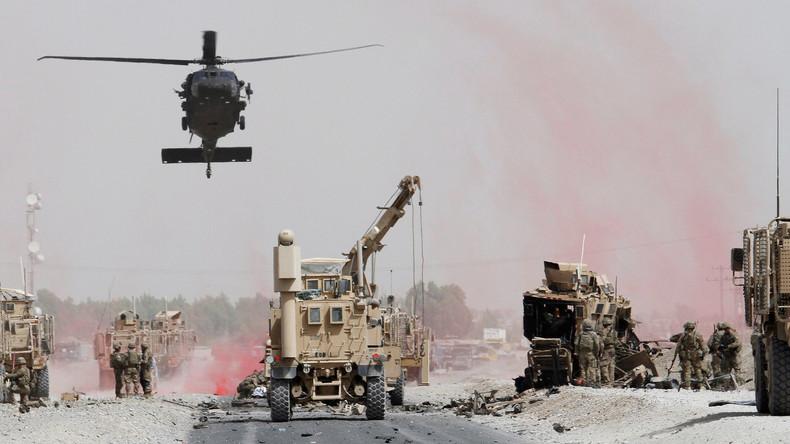 Afghanistan: Selbstmordattentäter greift NATO-Konvoi in Kandahar an - Angeblich 15 Tote