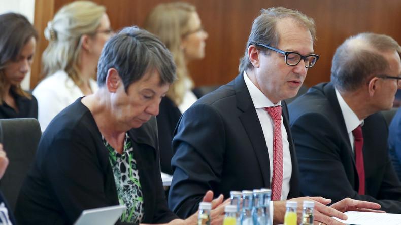 Diesel-Gipfel: Politiker und Autohersteller selbstzufrieden mit dem Ergebnis