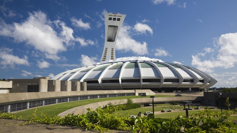 Kanada gibt größtes Stadion des Landes für Unterbringung der Flüchtlinge aus den USA frei