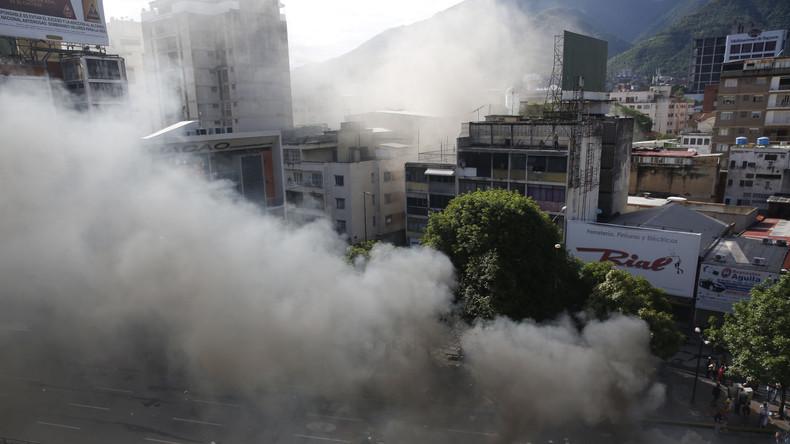 Venezuela: Ermittlungen wegen Wahlbetrugs befeuern Staatskrise