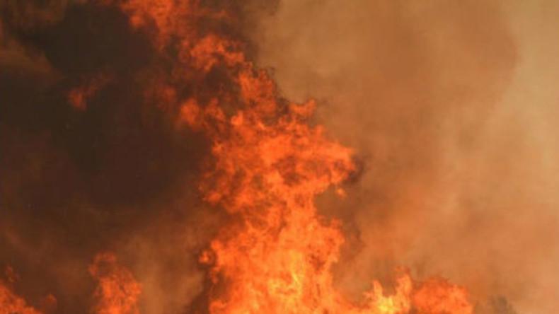 Indonesier nach Diebstahl in Moschee von wütenden Mitbürgern verbrannt