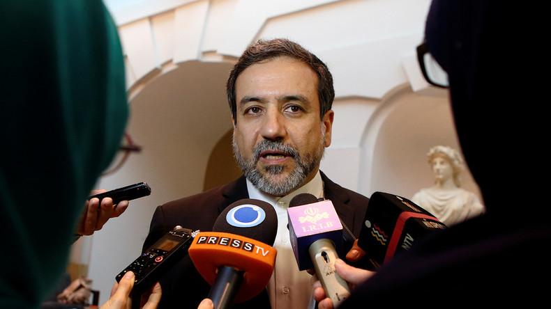 Iran sieht in neuen US-Sanktionen Verletzung des Nuklearabkommens: Wir werden angemessen reagieren