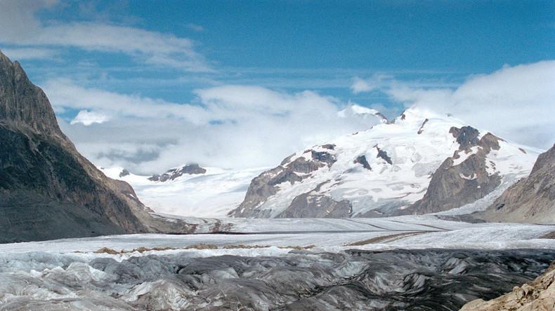 Forscher: Schweizer Gletscher sind nicht mehr zu retten