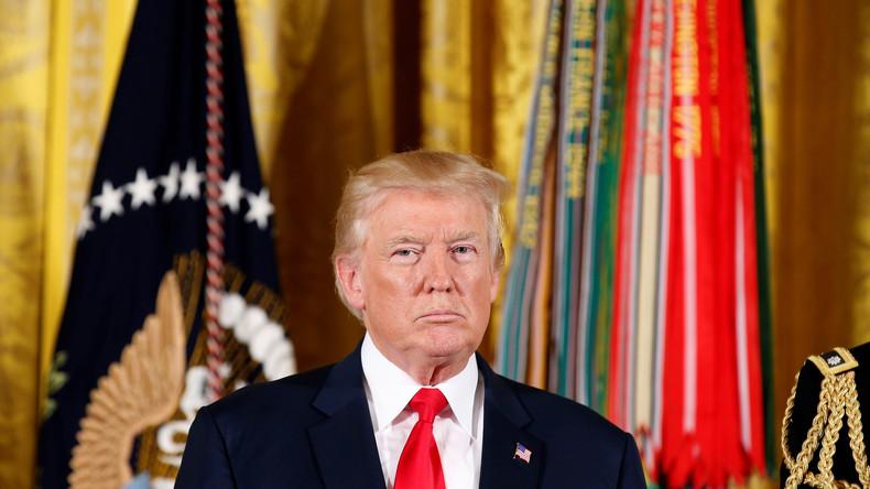 Trump: Russisch-amerikanische Beziehungen auf gefährlichem Allzeittief – dank Kongress