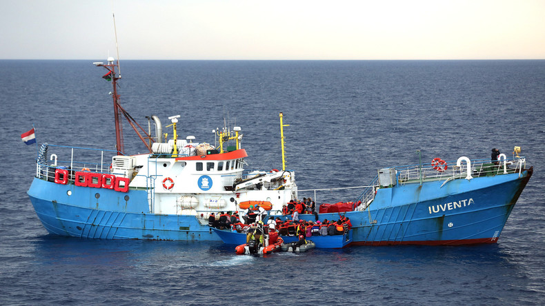 Nach Beschlagnahme von deutschem Schiff: Italienische Polizei veröffentlicht Audiomitschnitte