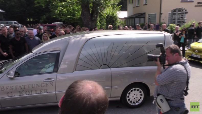 Hells Angels besuchen Beerdigung des getöteten Nachtclub-Türstehers aus Konstanz