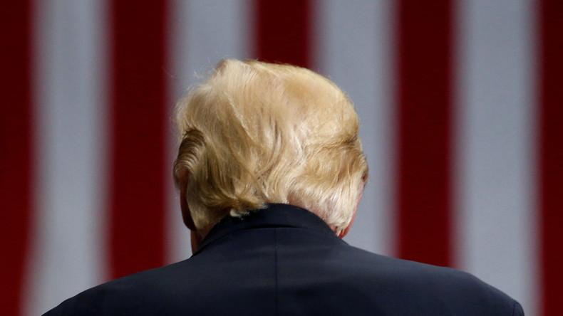 Nur widerwillig unterzeichnete US-Präsident Trump neue Sanktionen gegen Russland