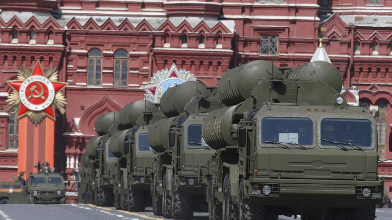 Türkei will am Kauf des russischen S-400 Luftabwehrsystems festhalten