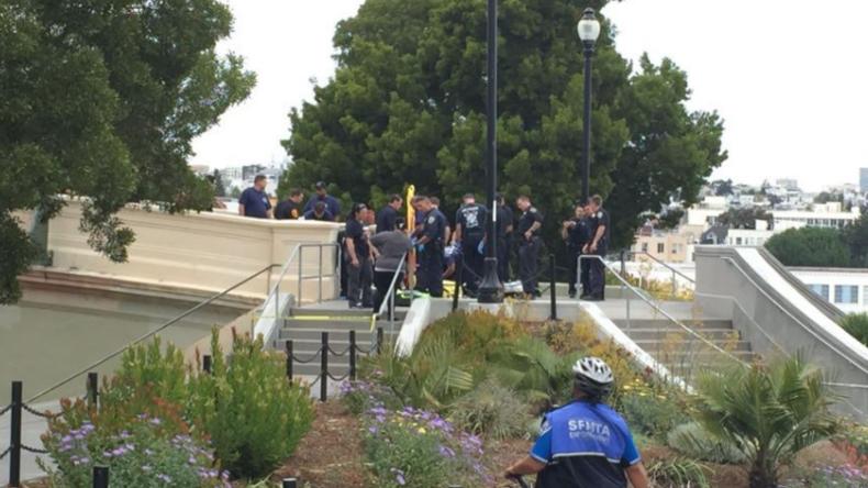 Schießerei in Park in San Francisco: Mindestens drei Verletzte, Täter auf der Flucht