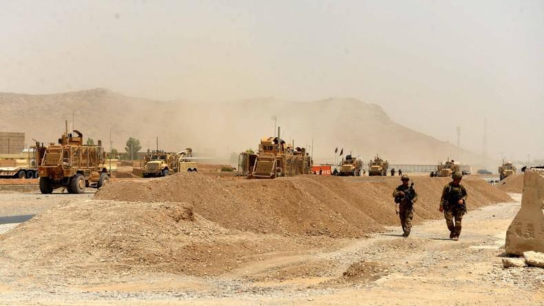 NATO-Soldat und Zivilisten bei Taliban-Anschlag in Afghanistan getötet