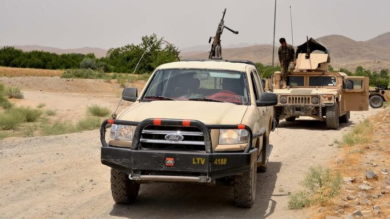 Afghanische Sicherheitskräfte erobern Stadt von Taliban zurück