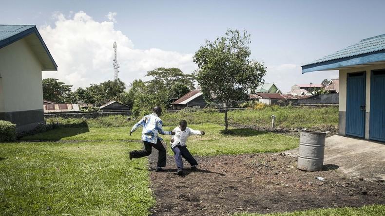 UN: Kindersoldaten im Kongo trinken Blut ihrer Opfer