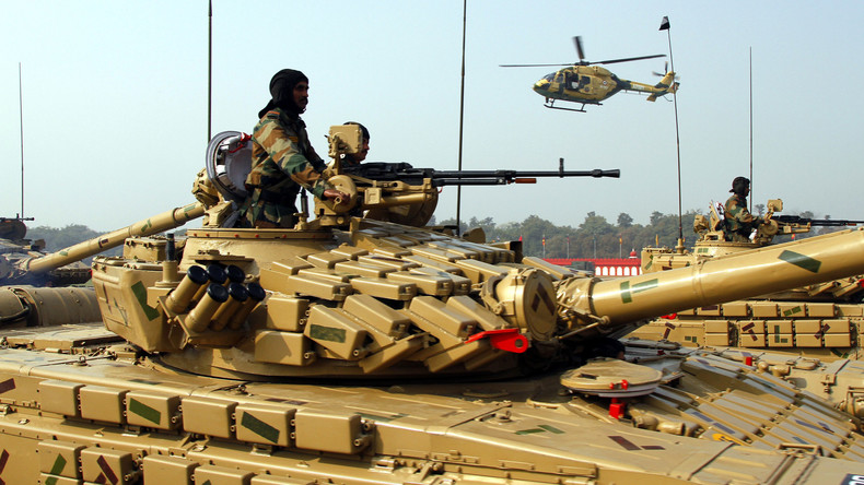 """""""Dient nicht dem Frieden"""" - China wirft Indien Truppenkonzentration in umstrittener Grenzregion vor"""