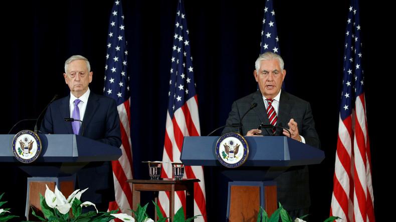 US-Außenministerium: Russland ist schuld an den schlechten Beziehungen