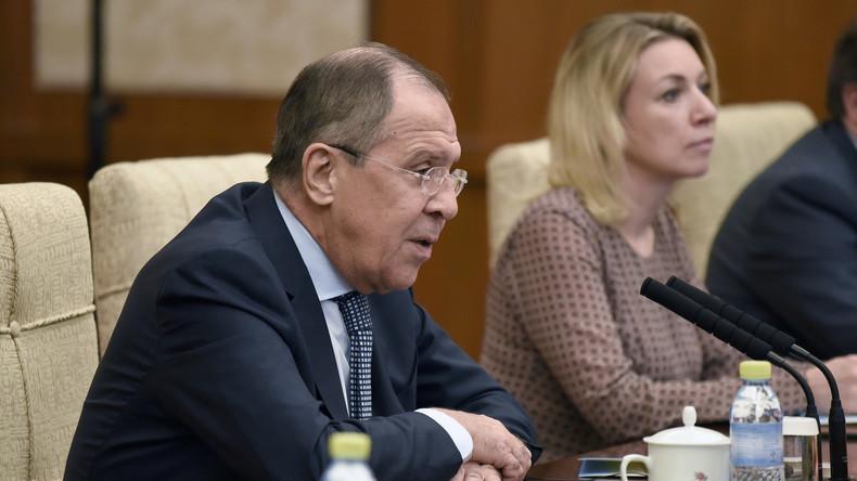 Moskau: USA rutschen immer tiefer in Klischees aus der Zeit des Kalten Krieges ab