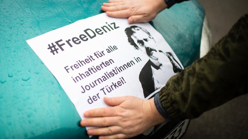 """Deniz Yücels Arbeitgeber """"Welt"""" legt in Straßburg Beschwerde ein"""