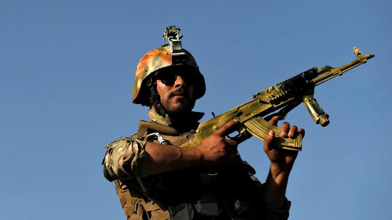 NATO-Soldat bei Anschlag in Afghanistan verletzt - Angreifer getötet