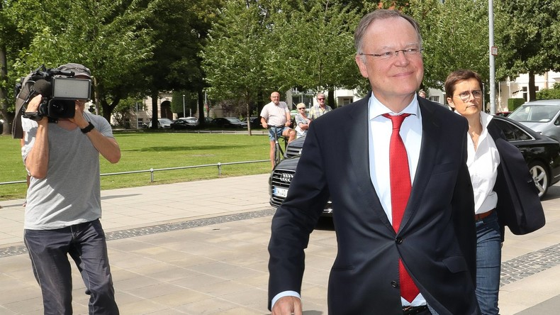 Die Genossen der Bosse: VW schrieb in Niedersachsen Regierungserklärung um