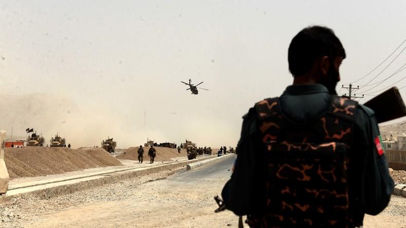 Extremisten richten 40 Menschen in Afghanistan hin