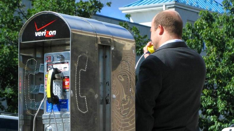 Telefonzelle in New York verbindet Anrufer mit Kongress-Abgeordneten