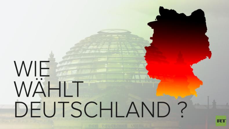 WIE WÄHLT DEUTSCHLAND? Der Mann der Merkel stürzen will