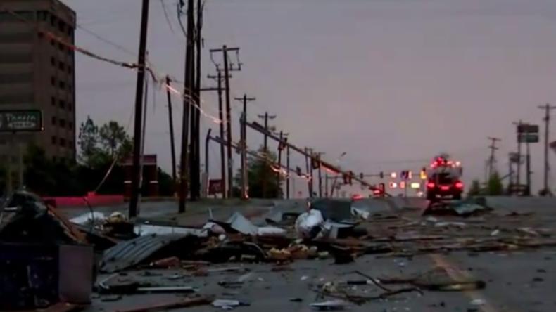 Heftiger Tornado fordert 30 Verletzte in den USA [VIDEOS]