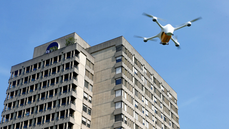 Von fliegenden Taxis und Essenslieferungen aus der Luft: Die Welt der Drohnen von morgen