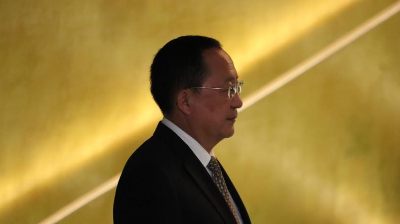 Keine Entspannung nach Treffen der koreanischen Außenminister
