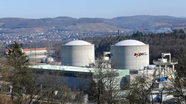 Schweizer Atomkraftwerk nahe deutscher Grenze wieder am Netz