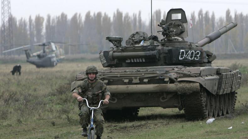 9. Jahrestag des Georgien-Konflikts: Wie sich Saakaschwili in Süd-Ossetien verspekuliert hat