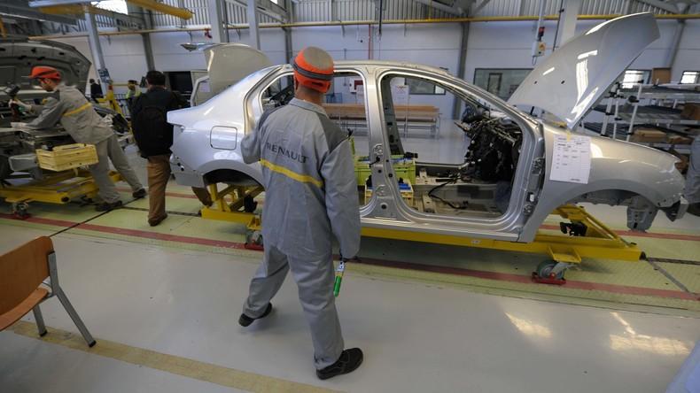Iran und Renault schließen 660-Millionen-Euro-Deal ab - 150.000 Autos und 3.000 neue Jobs