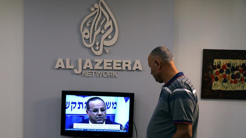 """Israel fordert Al-Jazeera-Verbot: """"Sicherheit der Bürger geht vor Meinungsfreiheit"""""""