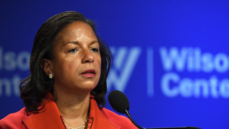 Wieder Chaos im Weißen Haus: Susan Rice die undichte Stelle?