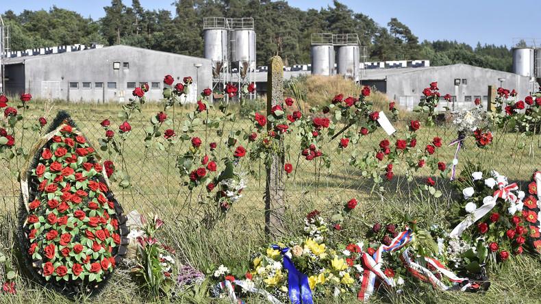 Tschechien: Schweinemast auf Gelände des früheren NS-Zwangsarbeitslagers Lety wird abgerissen