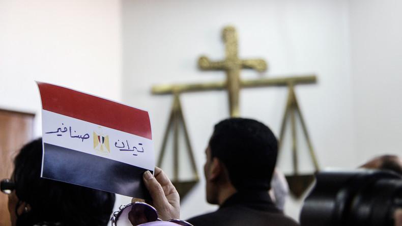 Zwölf Muslimbrüder in Ägypten zur Todesstrafe verurteilt