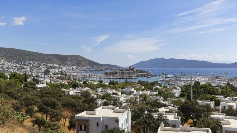 Erdbeben der Stärke 4,6 erschüttert türkischen Urlaubsort Bodrum