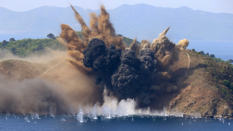 Korea-Krise: Mehrheit der US-Amerikaner für Gegenangriff auf Pjöngjang