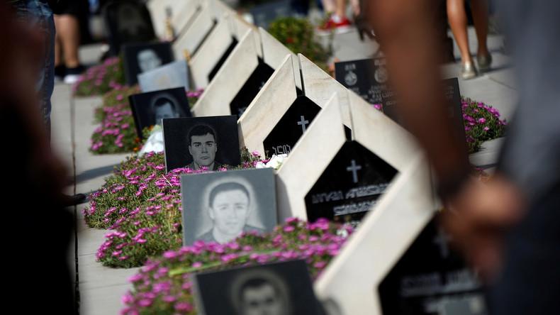 Täter und Opfer vertauscht: Zum 9. Jahrestag des Georgien-Krieges