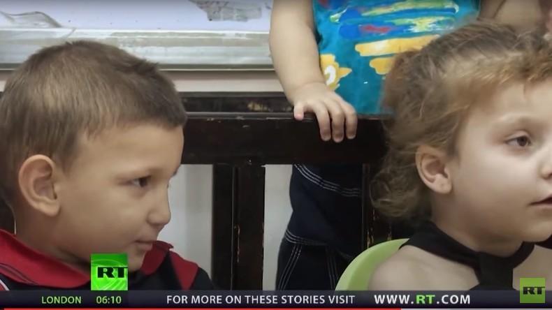 Dschihadisten-Kinder: Russische Waisen in Mossul