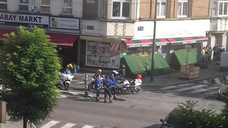 Brüssel: Bombenalarm am Bahnhof von Molenbeek - Polizei beschießt Auto - Fahrer festgenommen