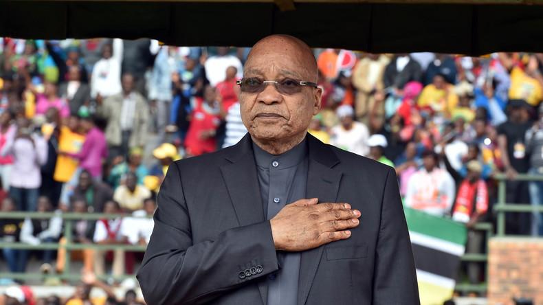 Südafrikas Präsident Zuma übersteht Misstrauensvotum im Parlament