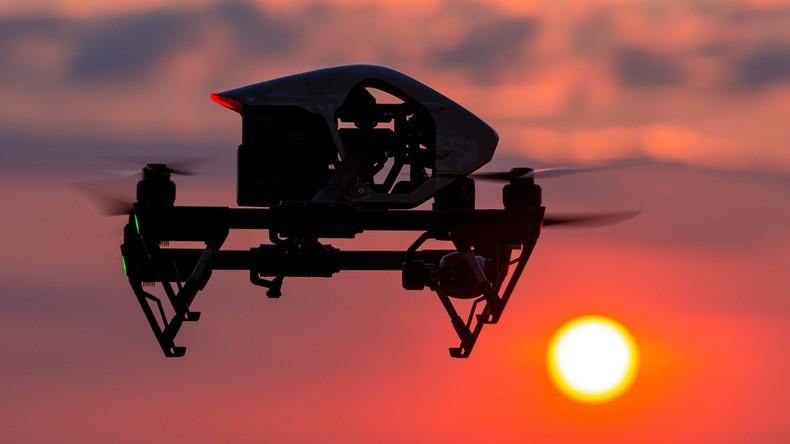 Rettungs-Drohnen im Einsatz an französischen Atlantikstränden