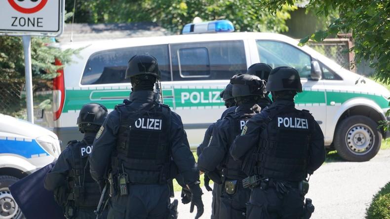 """""""Schlag gegen islamistischen Terror"""" - Durchsuchungen in Deutschland"""