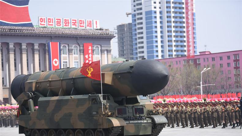 Pulverfass Korea: Pjöngjang und Washington graben Kriegsbeil aus