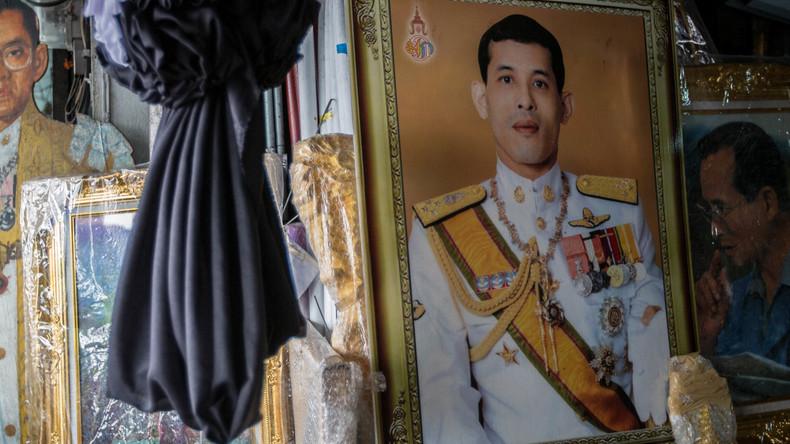 Thailänder wegen Majestätsbeleidigung zu 18 Jahren Haft verurteilt