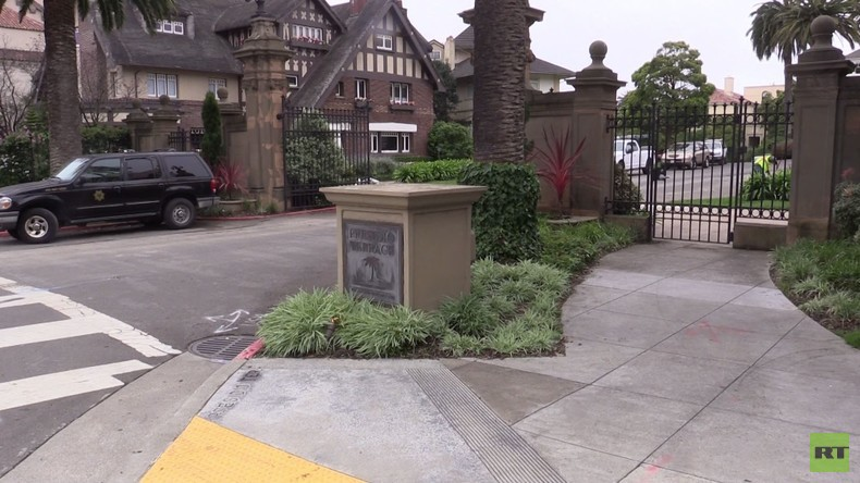 San Francisco: Anwohner zahlen keine Steuern - Taiwanesen kaufen ihre Straße